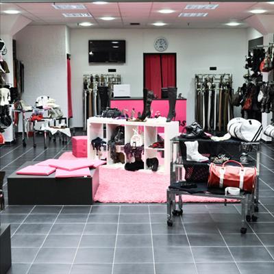 Trgovine z oblačili