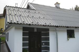 Zaključni sloj na fasadi