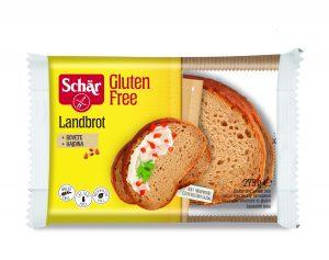 brezglutenski kruh