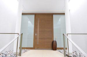 vhodna vrata za hišo